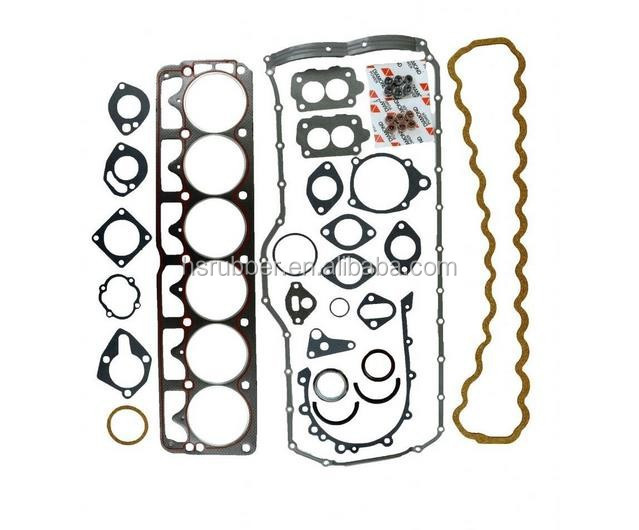 Direct manufacturer cylinder head gasket set, CA20 auto engine spare parts/ cylinder head/KA24DE cylinder head gasket/ LD20 gask