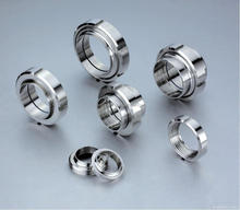 stainless steel dairy fitting Union