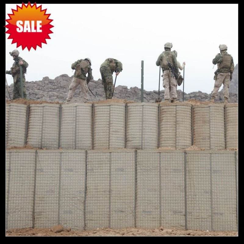 Seabees Aling Galvanzied Hesco Bastion (MIL1-MIL10)