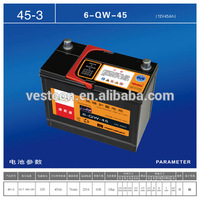 Vesteon brand car battery factory price