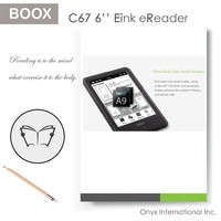 Onyx new production cheap price ebook reader with high cost effective