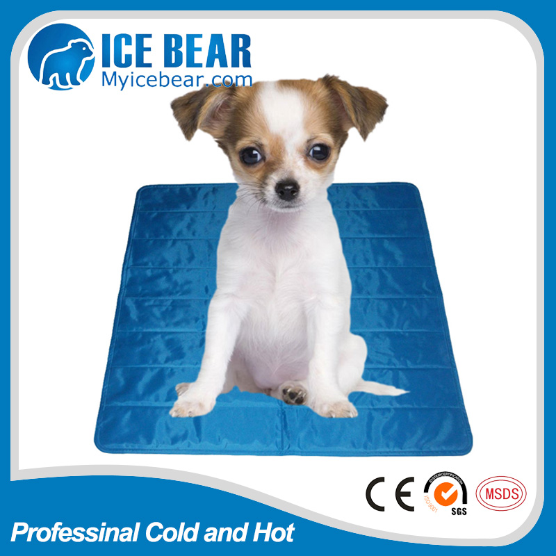 Popular summer pet product stay cool dog bed keep cool mat for dogs