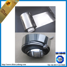 99.95% Nickel foil pure Nickel strip