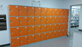 Shool lockers for students/teachers