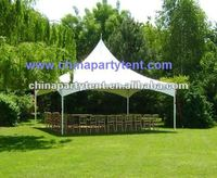cheap easy small outdoor inflatable high peak tent for party
