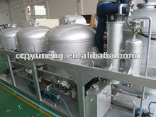 Multi-functional Portable Mobile Cleaning Equipment For Oil Refinery with CE