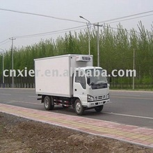 foton Refrigerated box Truck