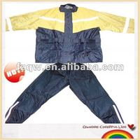 Motorcycle accessories racing jacket kart rain suit