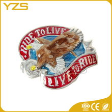 customized western buckle for belt