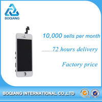 Price mobile phone lcd /touch for any cell phone for iPhone 5s