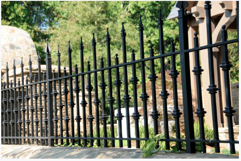 Made In China European Style Designs Chinese Swing Gate