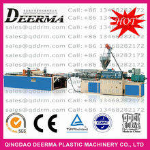 PP/HDPE/PVC corrugated pipe machines