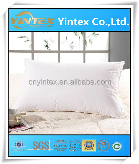 Polyester and Cotton Blended Hollow Fiber Pillow