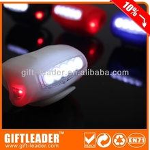 led bicycle light with string