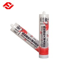 100% Silicone 300ml advantage transparent structural silicone sealant for curtain wall