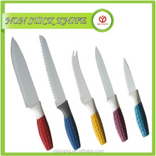New Handle Design Non-stick Stainless steel knife