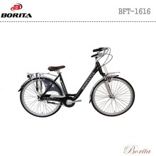 Borita Supply Hot Selling Forged Aluminum Alloy Trekking Bike