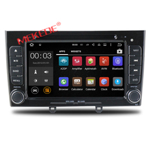 Cheap price 2din Car radio DVD GPS navigation Android 7.1 For Peugeot 308 408 support 4G WIFI BT dvd player radio 2GRAM+16GROM