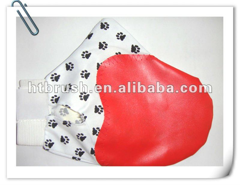 2013 professonal cloth pet glove massage