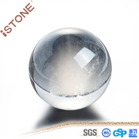 wholesale High Quality Decorative Crystal Ball 70MM For gift