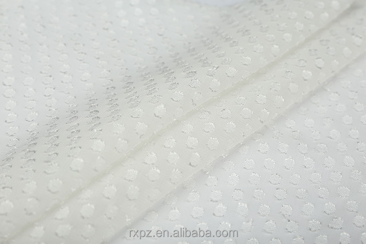 Garments fabric supplier High quality Wholesale Garment fabric jacquard