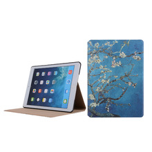 New Arrival Leather Case For IPAD Case ,for ipad 9.7 inch smart cover case