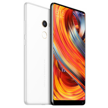 "Original Xiaomi mi Mix 2 New 5.99"" Full HD Screen 6G RAM 256G Ceramic Edgeless Mi Smart Cellphone"