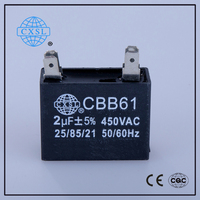 Reasonable Price CBB61 Capacitor 10uf 250vac
