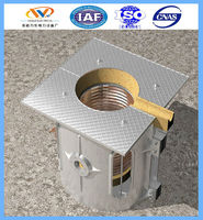 0.5t energy saving smelting oven