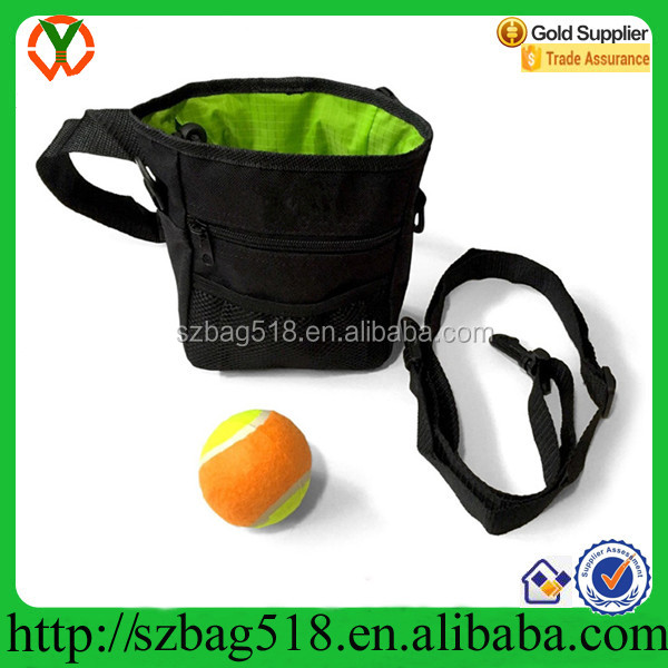 Professional quality Dog Training Pouch Bag with mesh pocket