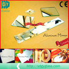 Guangyao high qualtiy 4mm aluminium mirror with CE&ISO certificate