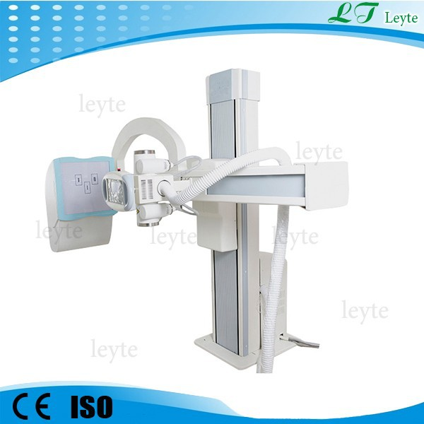 China 50kw 500ma flat panel detector digital UC-arm x-ray machine dr price