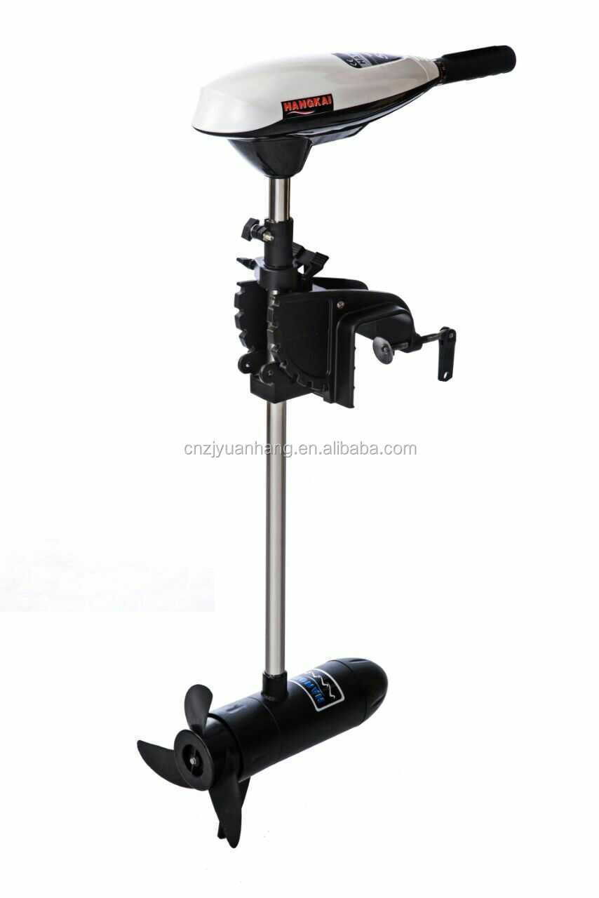 Hangkai et45l electric outboard trolling motor saltwater for Electric trolling motor accessories