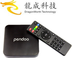 Modern design Pendoo x10 S905X 2G 16 TV Box smart box with good quality Android 6.0 Set Top