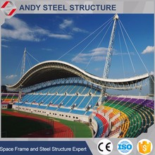 Prefabricated light structural steel frame gypsum roof design