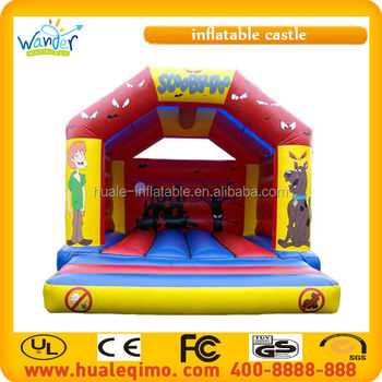 New style funny fantasy run inflatable small bounce