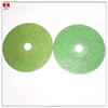 Resin bonding agent cut off wheel for stainless steel cast iron