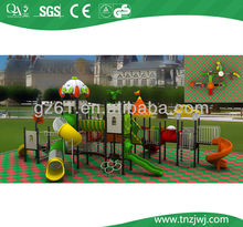 Hot sale luxury kids outdoor swings and slides with factory price