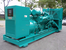 best standby diesel cummin generators with electronic governor