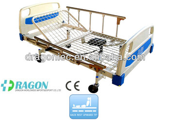 DW-BD133 Hospital bed for home care hospital bed with mattress electric bed with single function