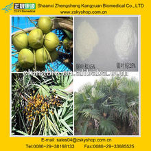 Saw palmetto P.E. fatty acid 25%-50%