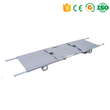 MY-K016A Emergency Ambulance Aluminum Folding Funeral Stretcher