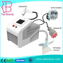 Best technology 4D lipo cavitation ( -10-5 degree) fat freezing fat cell slimming portable beauty machine