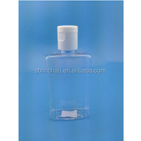 120ML PET cosmetic packaging essential oil bottle