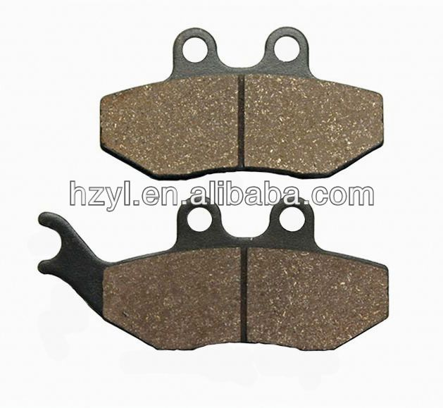 Best motorcycle braking /semi-metal vl88 brake lining