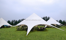 2015 new design outdoor event star tent spider advertising cheap star shade star tent
