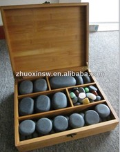 Hot Spa Basalt Massage Stone for beauty salon