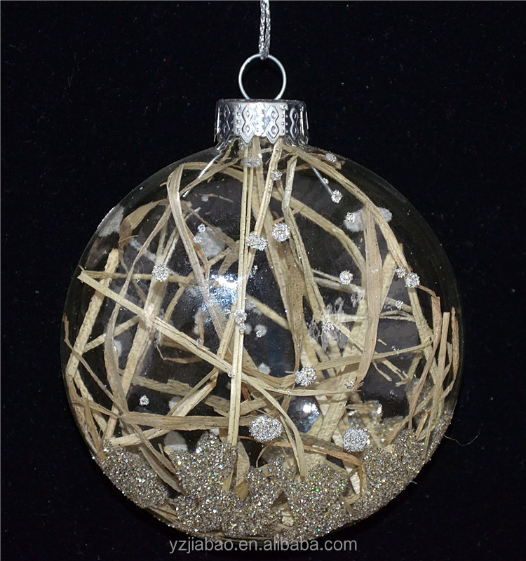 Chinese imports wholesale handicraft making glass ball as wall hanging decoration or christmas indoor and outdoor decor