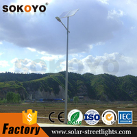 High Quality Solar Panel Street Path