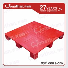 Single side plastic pallets in china with professional experience